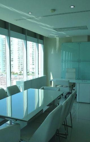 Renta Oficina En Centro Corporativo 147m2 Amueblada Sm 4