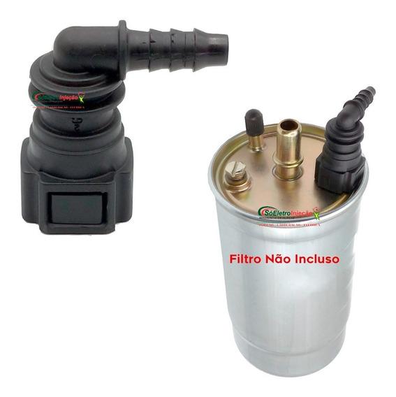 Conexão Conector Filtro Combustível Ford Ranger 3.0 Diesel