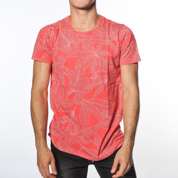 Remera Camiseta Hombre Estampada / Turk San Blas 001