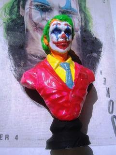 Figura Del Joker - Busto En Impresión 3d Guasón - Dc Comics