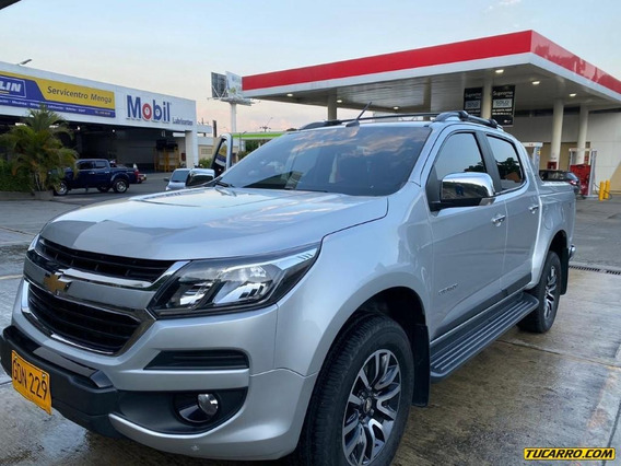 Chevrolet Colorado At 2800cc