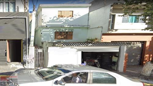 Imagem 1 de 2 de Terreno Com 4 Casas  Para Renda - 6,00 X 25,00  - St19048