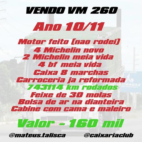 Volvo Vm 260 10/11