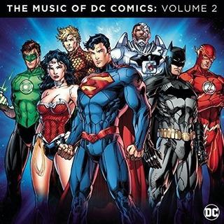 Music Of Dc Comics Vol 2/various Music Of Dc Comics Vol 2/va