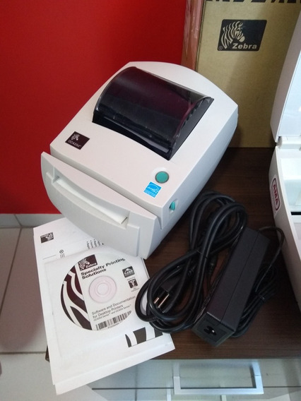 Impressora De Etiquetas Zebra Gc420 D / Usb