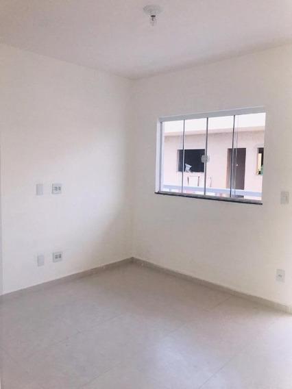 Casa Em Trindade, São Gonçalo/rj De 60m² 2 Quartos À Venda Por R$ 180.000,00 - Ca390961