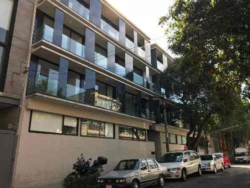 Renta De Hermosos Departamento En El Corazón De La Roma