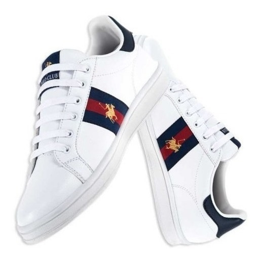 Tenis Casual Polo Club 942 Originales 829772