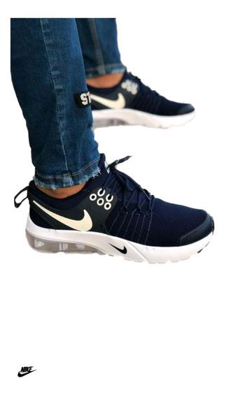 Tenis Hombre Nike Air Max Running Calidad 100% Garantizada