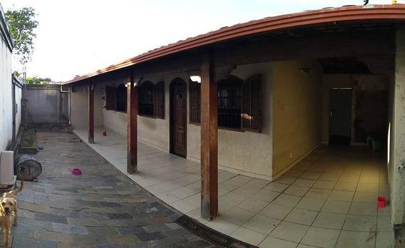 Casa Plana Santa Amelia 4 Quartos, 1 Suite. Acabamento De Primeira, Piscina E Churrasqueira. - 2349