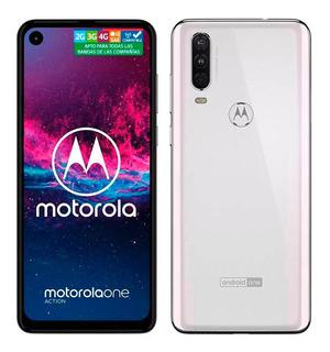 Motorola One Action 128gb Rom 4gb Ram