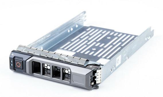 Gaveta Hd 3,5 Dell Poweredge R210 R410 R510 R710 0x968d Sata