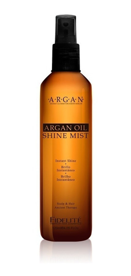Fidelité - Brillo Instantáneo Argán Oil Shine Mist 120ml.