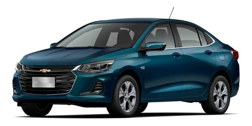 Chevrolet Onix Plus 4p 1.0n Turbo Premier Automático 0km.