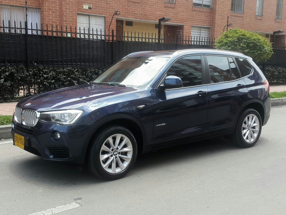 Bmw X3 Xdrive 28i Tp 2000cc T 4x4 Ct Tc Fe