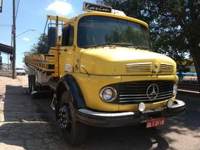 Mb 1313 83/83 Truck Carroceria - R$ 47.000