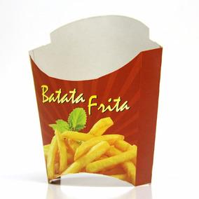 Embalagem Cx Caixinha Para Batata Frita M Rj. 200 Unid.