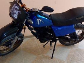 Moto Barata,economica Tt125 Al 150,papeles Al Dia,full Motor