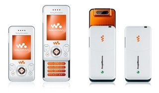 Sonyericsson W580 Walkman Slide 2mp Fm -de Vitrine
