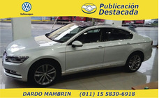 Vw . Volkswagen . Passat 2.0tsi 220cv Highline New K