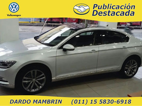 Vw . Volkswagen . Passat 2.0tsi 220cv Highline New Ex