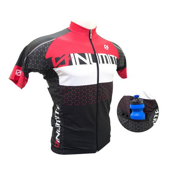 Jersey Remera Ciclismo Hombre Bicicleta Sin Limite Team