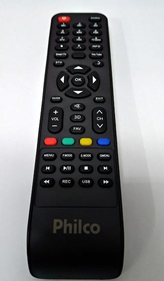 Controle Remoto Universal Tv Philco Sem Netflix Original