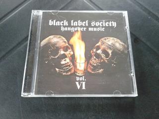 Cd Zakk Wylde Black Label Society Hangover Music Vol. Vi