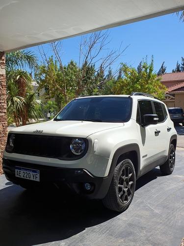 Jeep Renegade 1.8 Sport At Plus 2020 Blanca