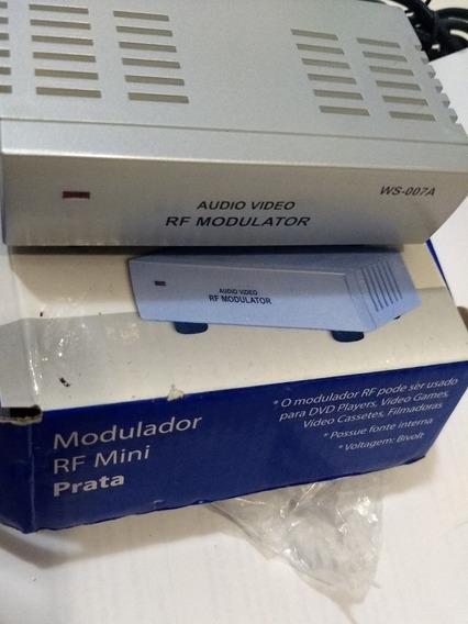 Modulador Rf