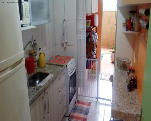 Apartamento Para Locação No Edifício Reserva Do Bosque Ecoclub - Sorocaba/sp - Ap08863 - 34642142
