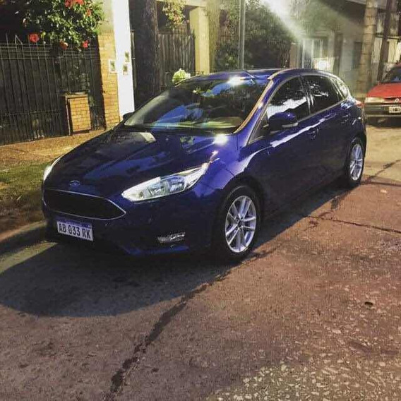 Ford Focus 1.6 S . Año 2017