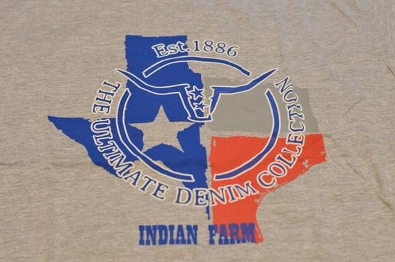 Camiseta Longhorn Cowboy Texas Rodeio Promoção