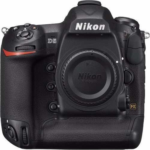 Câmera Profissional Nikon Dslr Somente Corpo D5