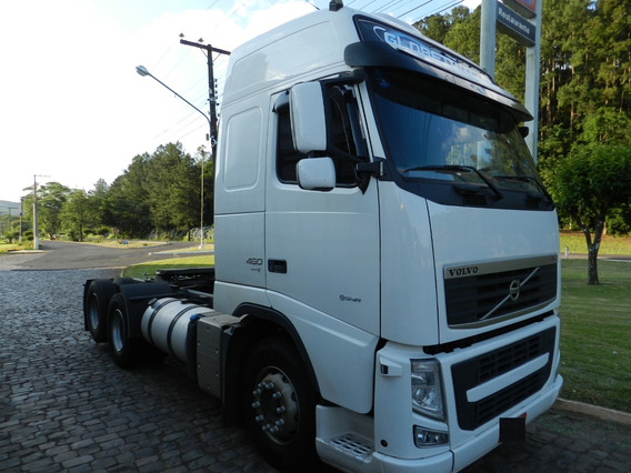 Fh 460 6x2 2013 Globetroter I-shift Completo