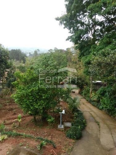 Imagem 1 de 15 de Chacara Em Suzano - Cf20682