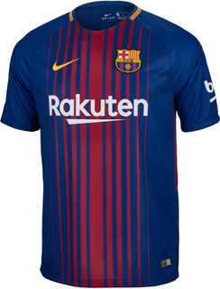 Jersey Playera Nike Barcelona Local Para Adulto Original