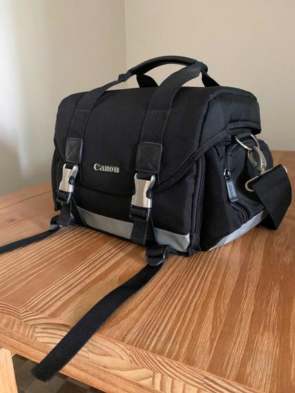 Bolsa Canon Câmera E Acessórios Digital Gadget Bag 200dg