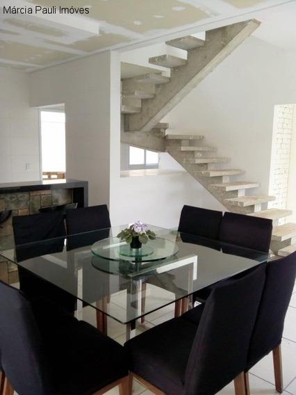 Casa Para Venda No Condomínio Quinta Das Atirias - Eloy Chaves - Ca02741 - 34324264