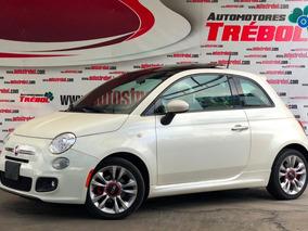 Fiat 500 1.4 3p Sport L4 At 2015 Único Dueño