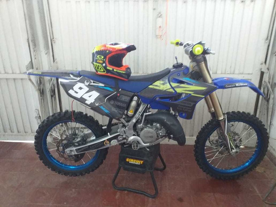 Yamaha Yz 125 - Casco Toy Lee (56)