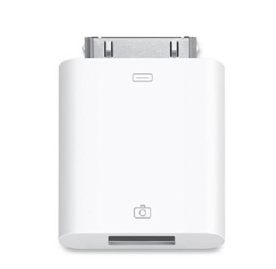 Conector Câmera P/ iPod Original Ponta Estoque Apple Leia