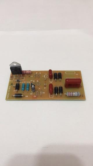 Placa Para Eletrificador De Cerca Rural 100.000 M² 127/220v