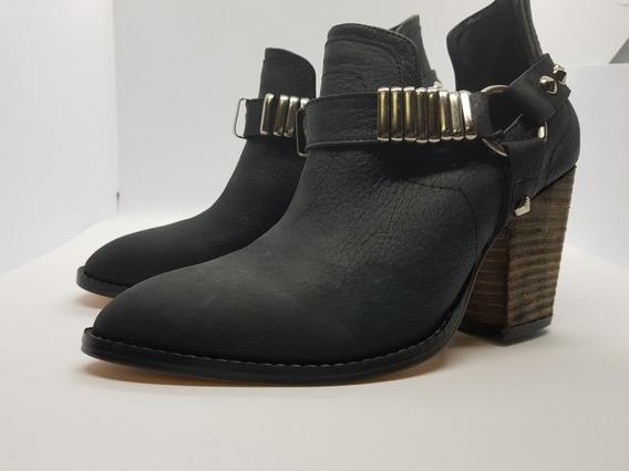 Bendito Pie Botineta Erinn Negro Zapato Mujer