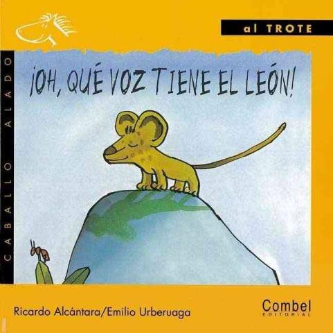 Oh , Que Voz Tiene El Leon !