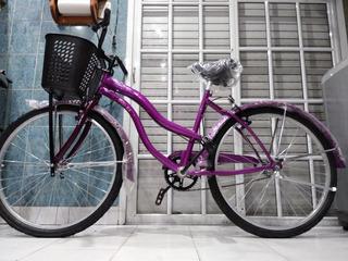 Bicicleta De Paseo Nuevas A Estrenar Rodado 26 Oferta!