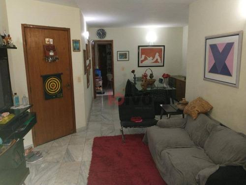 Apartamento À Venda, 105 M² Por R$ 1.200.000,00 - Vila Mariana - São Paulo/sp - Ap4121