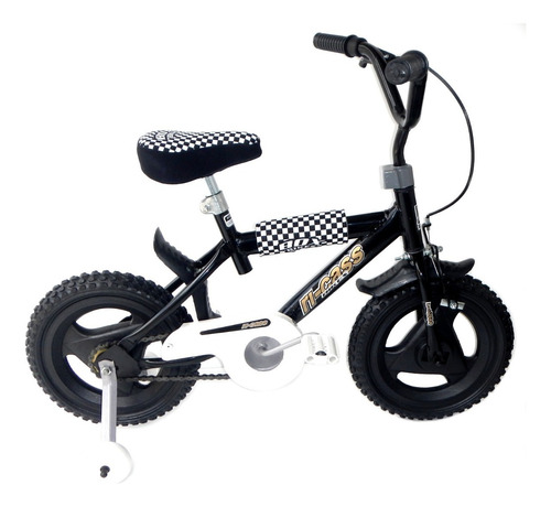 Bicicleta Rodado 12 Full Freno Protecciones Reforzadas R12