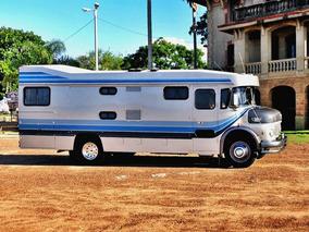 Único En Su Estado Y Carrozado* Motorhome Mercedes Benz 1114