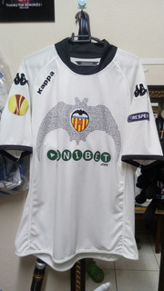 Camisa Valência (europa League)